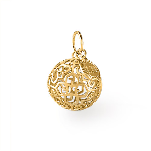 PN8101 Sweetness of Life Collection LH Gold Pendant V5