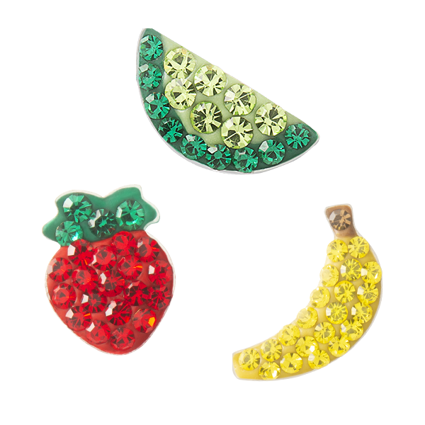 CH Fruit Sparkle Charms